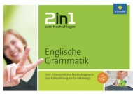 2 in 1 zum Nachschlagen Englische Grammatik, Englische Grammatik