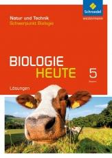 Biologie heute Lösungen 5 Bayern