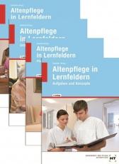 Altenpflege in Lernfeldern. Paket 4 Bände