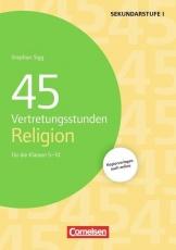 45 Vertretungsstunden Religion