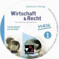 Buchners Kolleg Wirtschaft & Recht - Neue Ausgabe, Für die Oberstufe des Gymnasiums