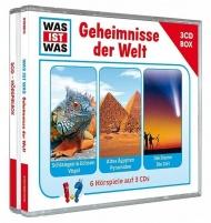 3 - CD Hörspielbox Geheimnisse der Welt