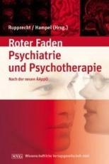 Lehrbuch der Psychiatrie und Psychotherapie