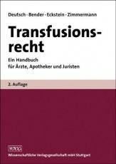 Transfusionsrecht