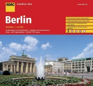 AutofahrerAtlas Berlin 1 : 14 000