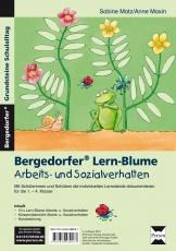 Bergedorfer Lern-Blume Arbeits- u. Sozialverhalten