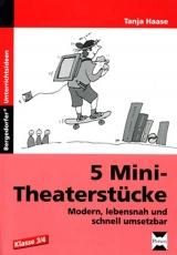 5 Mini-Theaterstücke