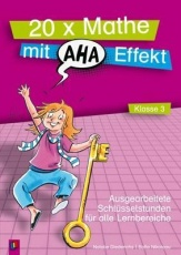 20 x Mathe mit Aha-Effekt - Klasse 3