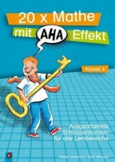 20 x Mathe mit Aha-Effekt - Klasse 4