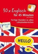 30 x Englisch für 45 Min