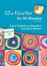 20 x Künstler für 90 Minuten - Klasse 1/2