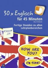 30 x Englisch für 45 Min. 3/4