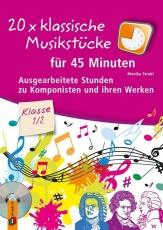 20x klass.Musikst.45 Min.+CD