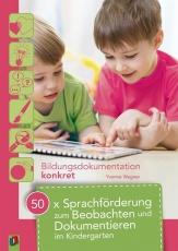 50 x Sprachförderung zum Beobachten und Dokumentieren im Kindergarten