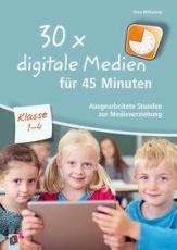 30x digitale Medien für 45 Minuten