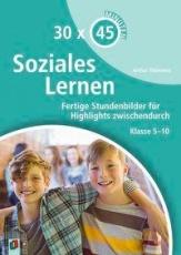 30x45 Min.: Soziales Lernen