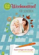 52 Wochenrätsel für Senioren