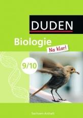 Biologie Na klar! 9./10. Schuljahr. Lehrbuch. Sekundarschule. Sachsen-Anhalt