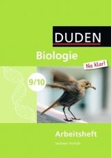 Biologie Na klar! 9./10. Schuljahr. Arbeitsheft. Sekundarschule. Sachsen-Anhalt