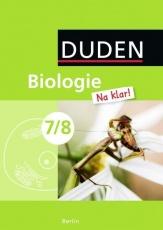 Biologie Na klar! 7./8. Schuljahr. Lehrbuch. Sekundarschule. Berlin