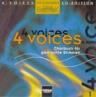 4 voices - CD-Edition 1-10
