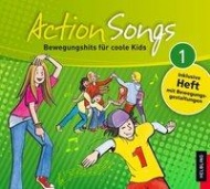 Action Songs, Audio-CD 1