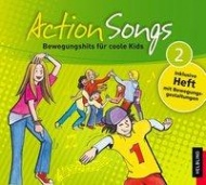 Action Songs, Audio-CD 2