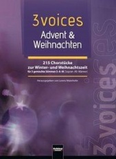 3 voices Advent & Weihnachten