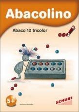 Abacolino Arbeitsheft - Abaco10 tricolor