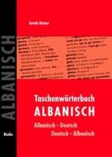 Taschenwörterbuch Albanisch-Deutsch / Deutsch-Albanisch