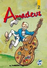 Amadeus 2 Klasse 7-10 HRG, Schulbuch