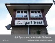 Auf Spurensuche in Kurt Weidemanns Stellwerk