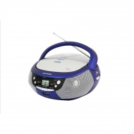 CD-Radiorecorder, Blaupunkt B4-1 Boombox, CD/-R/-RW/MP3,