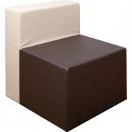 Sitzelement Sessel, XXL, Sitzfläche 75x75 cm, Höhe 40 cm,