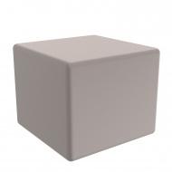 Hocker quadratisch   L, Sitzfläche 41x41 cm, Höhe 45 cm,