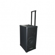 Mobiles Soundsystem, Ibiza aktive PA-Anlage, USB, CD/-R/-RW/MP3,