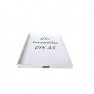 Laminierfolien DIN A3, 150 mic Gesamtstärke (2x75 micron), glänzend,