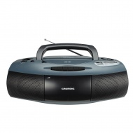 CD-Radiorekorder,  CD/-R/-RW/MP3, Grundig RRCD 1400,