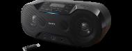 CD-Player Sony ZS-RS60BT , USB, Bluetooth, MP3, schwarz, Gewicht 3,3kg