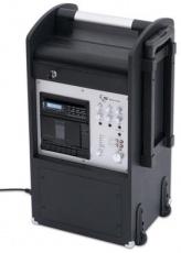 TLS M200, CD/MP3-fähig, USB, Kassettenlaufwerk, Akku-Funkbox,