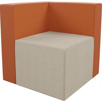 Sitzelement Sessel Ecke Xxl Sitzflache 55x55 Cm Sitzhohe 40 Cm