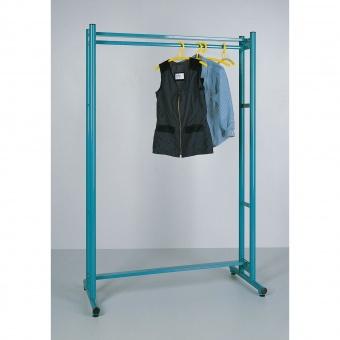 Garderobenst nder feststehend h he 190 cm 150 cm breit for Ecksofa 190 cm breit
