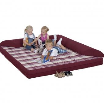 entspannungs element klappdreieck 160x160 cm b t h he. Black Bedroom Furniture Sets. Home Design Ideas
