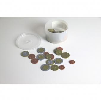 Euro Münzen 45 Münzen In Einer Kunststoffdose Erstlingde