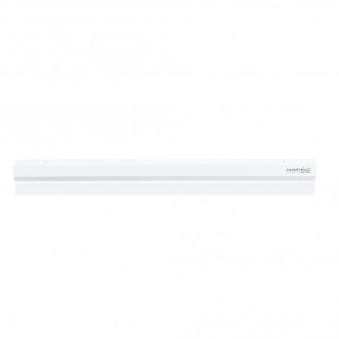 Bilderklemmleiste (Kunststoff) weiß,  80 cm