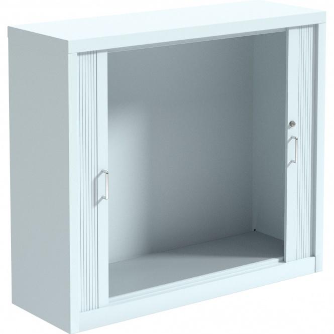 stahl rollladen schrank 105 cm hoch 120x44 cm b t g nstig online kaufen. Black Bedroom Furniture Sets. Home Design Ideas
